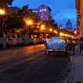 The Prado, Havana Cuba by Cheryl Kurman