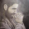 The Prayer by Oscar Arauz