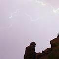 The Praying Monk Phoenix Arizona by James BO  Insogna