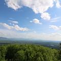 The Presidential Range From Mount Prospect by Neal Eslinger