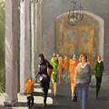 The Promenade by Leah Wiedemer