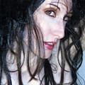 The Promise -self Portrait by Jaeda DeWalt