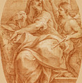 The Prophet Jeremiah by Sebastiano Conca