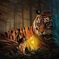 The Protector by Davandra Cribbie