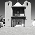 The Pueblo Church by Christiane Schulze Art And Photography