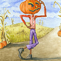 The Pumpkinhead by Lois Boyce