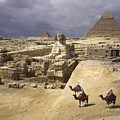 The Pyramids Of Giza And The Great by B. Anthony Stewart
