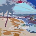 The Quay-seaside by Ayyappa Das