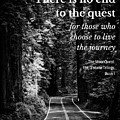 The Quest I by Mark David Gerson