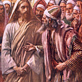 The Question Of The Sadducees by Harold Copping