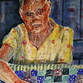 The Quilter by Shirley Sykes Bracken