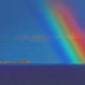 The Rainbow by John Hartman