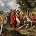 The Raising Of Lazarus by MotionAge Designs