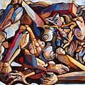 The Rape by Darwin Leon