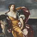 The Rape Of Europa by After Guido Reni