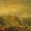 The Rape Of Proserpine by William Turner