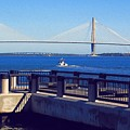 The Ravenel Bridge by Donna Bentley