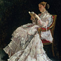 The Reader by Alfred Emile Stevens