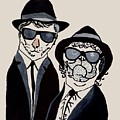The Real Blues Brothers by Connie Valasco