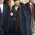 The Real Godfather by Leonardo Ruggieri