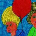 The Red Balloon  by Elinor Helen Rakowski