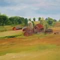The Red Barn by Lisa Konkol