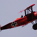 The Red Baron by DigiArt Diaries by Vicky B Fuller