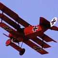 The Red Baron II by DigiArt Diaries by Vicky B Fuller