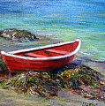 The Red Boat by Jeannette Ulrich