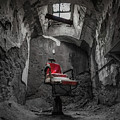 The Red Chair by Kristopher Schoenleber