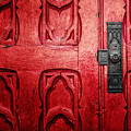 The Red Church Door by Lisa Russo