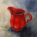 The Red Creamer  by Torrie Smiley