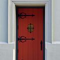 The Red Door by D Hackett