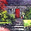 The Red Door by Jim Gola