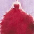The Red Evening Dress by Beverly Brown