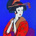 The Red Geisha by Stephanie Moore