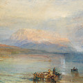 The Red Rigi  by William Turner