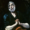 The Repentant Peter El Greco by Eloisa Mannion