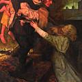 The Rescue by John Everett Millais