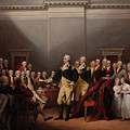 The Resignation Of General George Washington by Mountain Dreams