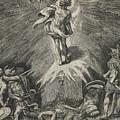 The Resurrection by Giulio Bonasone