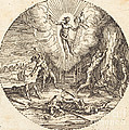 The Resurrection by Jacques Callot