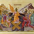 The Resurrection Of Christ by Julia Bridget Hayes