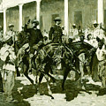 The Return Of Gomez To Havana by Frederic Sackrider Remington