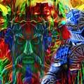 The Return Of The Adamastor  by Daniel Arrhakis