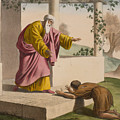 The Return Of The Prodigal Son by French School