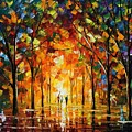 The Return Of The Sun by Leonid Afremov