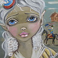 The Return by Vyckie Van Goth