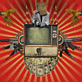 The Revolution Will Not Be Televised by Rob Snow