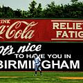 The Rickwood Classic - Birmingham Alabama by Mountain Dreams